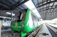 Aceleran instalación del ferrocarril Cat Linh-Ha Dong