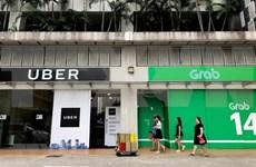 Singapur establece medidas provisionales para la fusión Grab-Uber