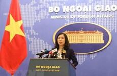 Vietnam se preocupa por la situación en Siria