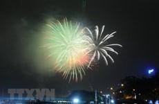 Fuegos artificiales iluminarán Ciudad Ho Chi Minh en Días de Reunificación y Trabajo