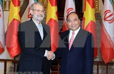 Irán por promover cooperación integral con Vietnam