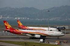 Singapur interesado en comprar aerolíneas de Hong Kong (China)
