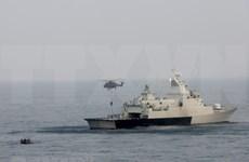 La cooperación multinacional, llave para solucionar desafíos en el Mar del Este