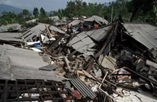 Aumentan pérdidas humanas  y materiales por fuerte sismo en Indonesia