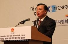 Vietnam y Sudcorea acordaron fortalecer vínculos financieros