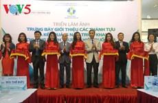 Exposición fotográfica resalta avances de la marca empresarial de Vietnam