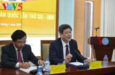Efectuarán tercer Festival Nacional de Radiodifusión de Vietnam