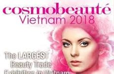 Más de 200 participantes internacionales en exposición de belleza en Vietnam