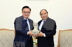 Premier vietnamita propone a Samsung ampliar inversiones a nuevas esferas