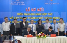 Ciudad vietnamita de Da Nang construirá ciudad inteligente