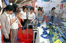 Efectúan en ciudad vietnamita de Da Nang la Exposición Internacional de VIETBUILD