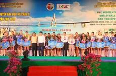Inician en Vietnam el Torneo femenino asiático de voleibol de playa 2018