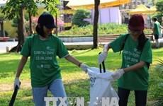 Día de la Tierra 2018: Por un Vietnam libre de contaminación de plásticos
