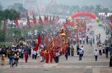 Provincia vietnamita de Phu Tho recibe a más de 2,5 millones de visitantes