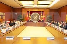 Asamblea Nacional de Vietnam a favor de incrementar nexos legislativos con Sri Lanka