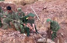 Exhibición muestra esfuerzos de Vietnam en recuperación de secuelas de bombas