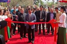 Inauguran en Camboya estación de radio financiada por Vietnam