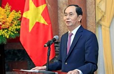 Anhelo por la paz es tesoro invaluable del pueblo vietnamita, afirma Presidente