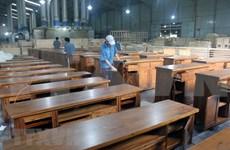 Exportaciones vietnamitas de productos madereros ocupan seis por ciento del mercado mundial