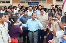 Camboya comienza el registro de candidatos para elecciones generales