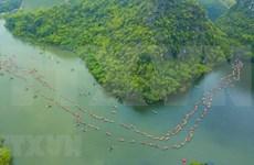 Alza de viajeros a sitios turísticos en Vietnam durante días festivos