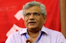 Vietnam felicita a reelecto secretario general del Partido Comunista de la India (marxista)