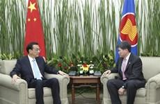 ASEAN y China por acelerar la firma de Asociación Económica Integral Regional