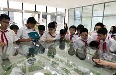 Escuelas vietnamitas se adhieren al programa Globe