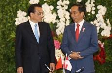 China e Indonesia buscan impulsar las relaciones comerciales