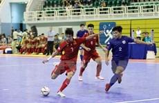 Vietnam topará hoy contra campeona Irán en semifinal del torneo asiático de fútsal