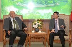 Promueven cooperación entre Vietnam con Brasil y Estados Unidos