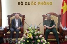 Vietnam contribuirá activamente al Diálogo Shangri-La 2018