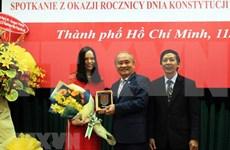 Vietnam y Polonia se esfuerzan por enriquecer la amistad bilateral
