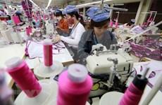Vietnam reporta señal positiva en exportación de fibras