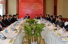China y Laos intensifican cooperación en lucha contra crímenes transfronterizos