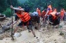 Presidente de Vietnam elogia esfuerzos de Fuerzas Armadas frente a desastres naturales