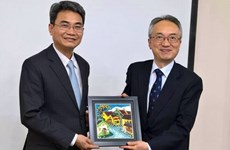 Agencia Japonesa de Patentes reafirma apoyo a Vietnam en protección de la propiedad industrial