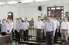 Mantienen sentencia de 13 años de cárcel contra Dinh La Thang por violaciones en PVC