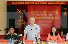 Dirigente partidista vietnamita subraya importancia de prevención contra corrupción