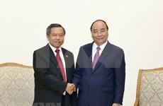 Vietnam dispuesto a asistir a Laos en mejoramiento de capacidad de investigación científica