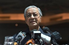 Mahathir Mohamad ocupará el cargo de primer ministro de Malasia en dos años