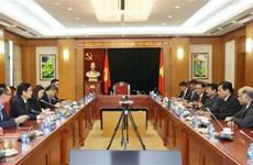Estado indio de Assam busca oportunidades de negocios en Vietnam