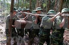 Trasladan a zona segura bomba de 225 kilogramos hallada en provincia norvietnamita