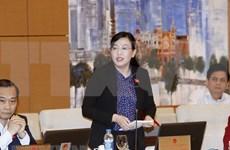 Comité Permanente del parlamento analiza solicitudes de votantes