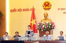 Concluye la XXIV reunión del Comité Permanente de la Asamblea Nacional de Vietnam