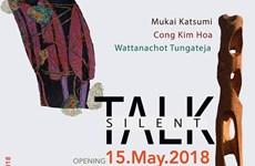 Artistas vietnamitas, tailandeses y japoneses se unen en exposición en Hanoi