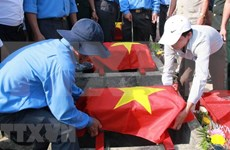 Traslados a Vietnam restos de voluntarios internacionalistas en Camboya