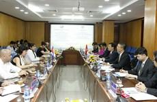 Jóvenes comunistas de Vietnam y Cuba buscan agilizar la cooperación bilateral