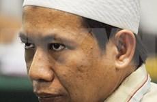 Fiscales indonesios exigen pena capital para líder de grupo yihadista JAD