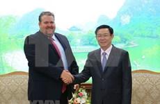 Vietnam y Estados Unidos aspiran a fortalecer lazos en energía